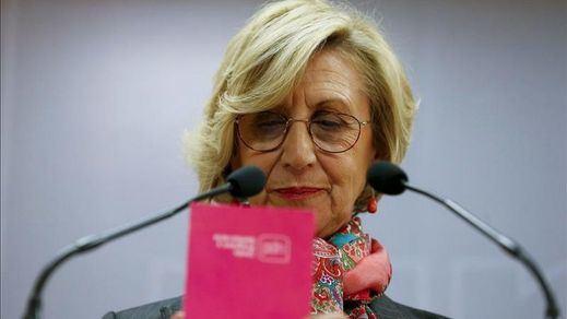 Rosa Díez habla de disolver Podemos por vía judicial y se origina un debate en Twitter