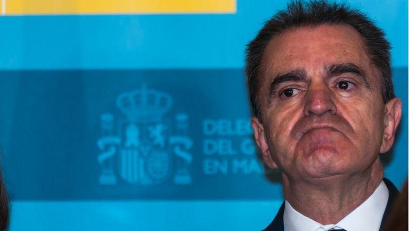 La Delegación del Gobierno en Madrid explica por qué no prohibió o disolvió la manifestación 'conspiranoide' y anuncia sanciones