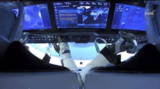A partir de octubre comenzarán los vuelos privados a la Estación Espacial Internacional