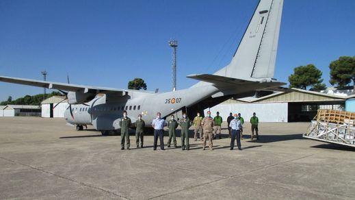 Defensa repatría a 25 militares destinados en Dakar tras dar positivo por coronavirus
