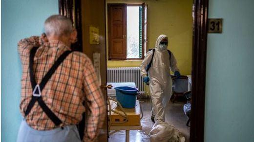 Médicos Sin Fronteras denuncia el abandono de los ancianos en las residencias