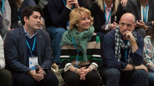 Esperanza Aguirre, Rosa Díez o Hermann Tertsch alzan la voz contra el cese de Álvarez de Toledo
