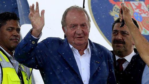 El rey Juan Carlos, justificación de Casado para echar a Álvarez de Toledo