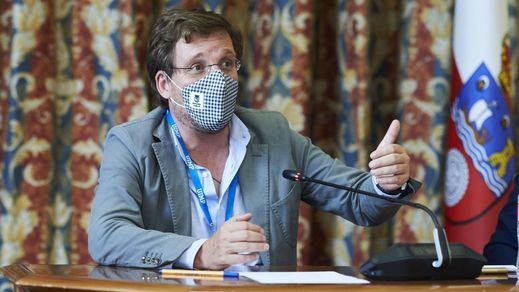 Martínez-Almeida, nuevo portavoz nacional del PP, se estrena reclamando un acuerdo con el Gobierno