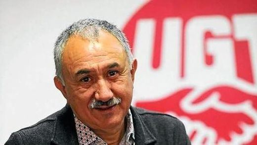 Pepe Álvarez (UGT):