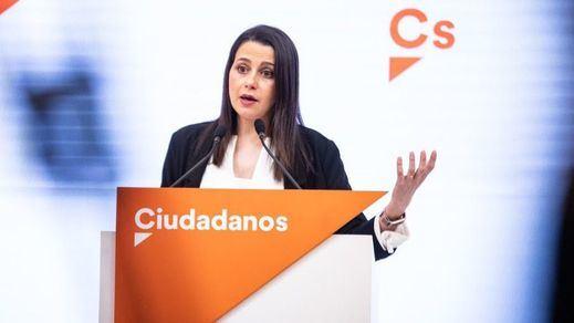 Ciudadanos confirma que negocia ya con el PSOE los Presupuestos tratando de restar influencia a Unidas Podemos