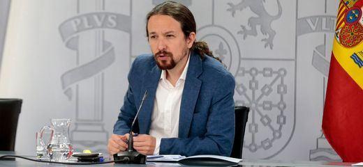 La Fiscalía del Tribunal de Cuentas aprecia irregularidades en un contrato posiblemente simulado de Podemos con Neurona