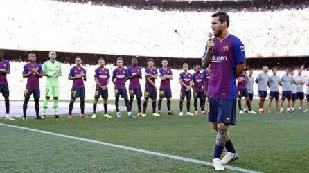 Leo Messi deja en el aire su futuro en el Barça de Koeman