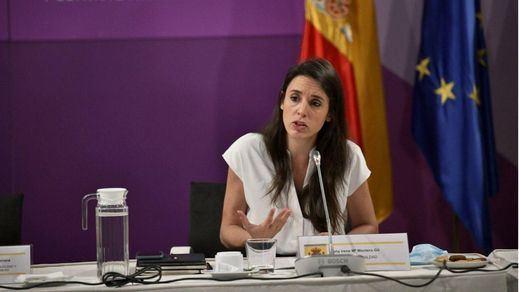 Irene Montero, ante la investigación a las cuentas de Podemos: