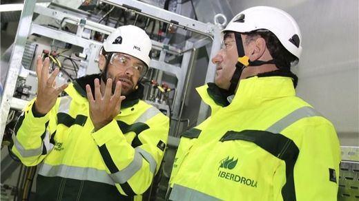 Iberdrola pone en marcha su mayor parque eólico: East Anglia ONE, en aguas del Reino Unido