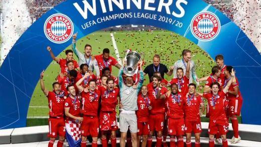 El Bayern logra su sexta Champions frente al PSG y París se llena de disturbios