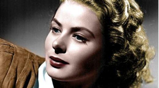 105 aniversario del nacimiento de Ingrid Bergman, la actriz que fue ave fénix