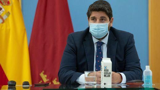 Murcia prohíbe las reuniones de más de 6 personas incluyendo a la hostelería