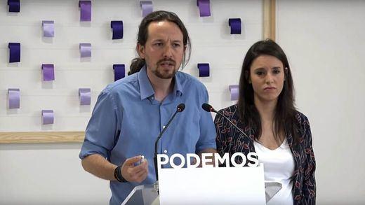 Iglesias y Montero presentan una denuncia por amenazas a sus hijos
