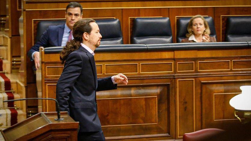 El Congreso rechaza la comparecencia de Iglesias sobre la financiación de Podemos