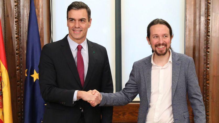 Sánchez defiende a Iglesias por la financiación de Podemos, al tiempo que la 'vuelta al cole' supone un nuevo choque entre los socios del gobierno