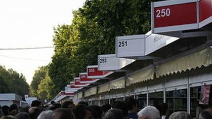 Cancelada definitivamente la Feria del Libro de Madrid