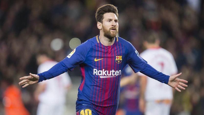 Messi comunica al Barça su intención de dejar el club