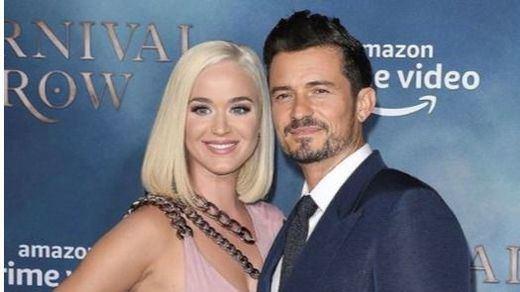 Katy Perry y Orlando Bloom dan la bienvenida a su hija