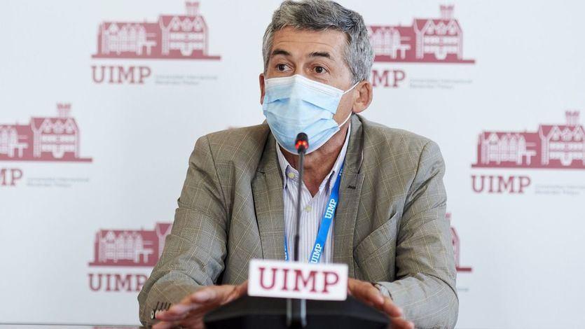 Virólogo Antonio Alcamí