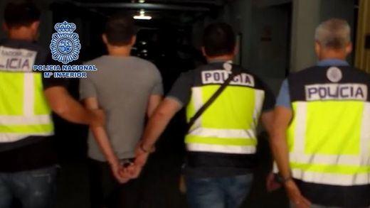 La Policía Nacional detiene a un negacionista de la pandemia de covid-19