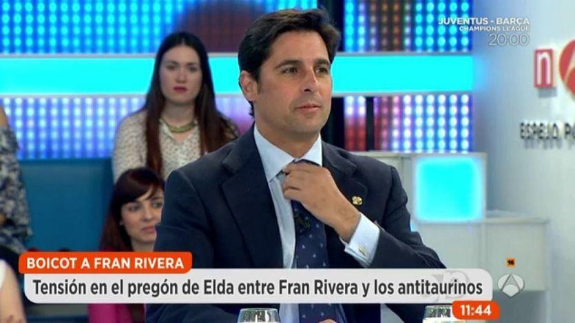Oleada de críticas a 'Espejo Público' por la nueva sección de Fran Rivera