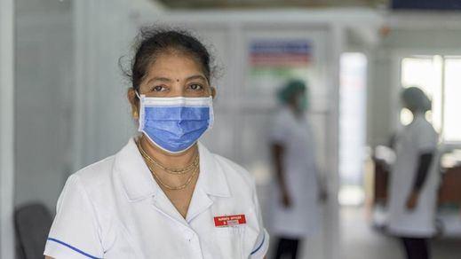 La pandemia de coronavirus deja ya 24,7 millones de contagios y casi 840.000 muertos