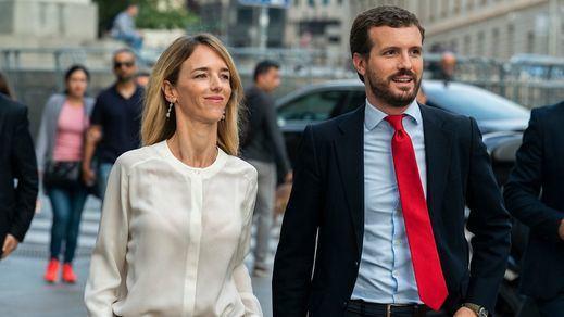 El 'recadito' de Casado a Álvarez de Toledo