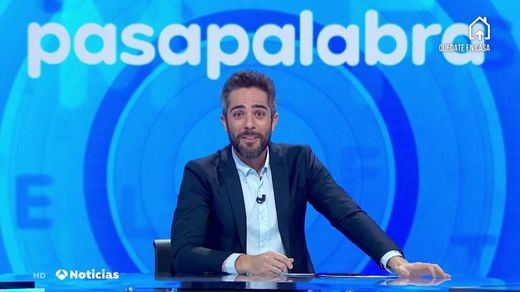 Roberto Leal anuncia a su sustituto en 'Pasapalabra' tras dar positivo por coronavirus