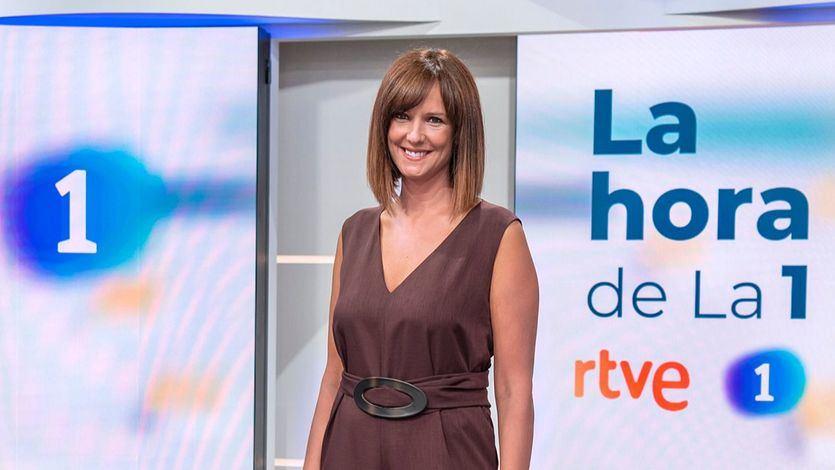 TVE presenta 'La Hora de la 1', su nuevo magacín matinal