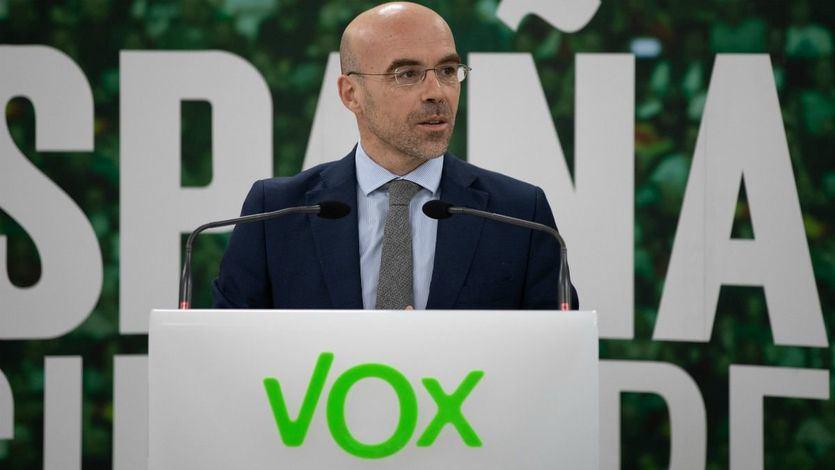 Vox mantiene la incógnita sobre el candidato de su moción de censura