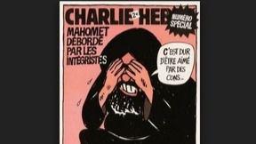La revista 'Charlie Hebdo' vuelve a publicar las viñetas de Mahoma