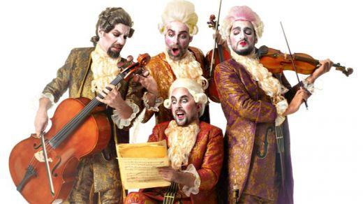 'Maestrísimo (Pagagnini 2)', buena música, virtuosismo, humor y emociones a raudales