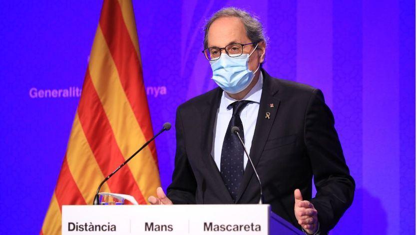 Crisis de gobierno en Cataluña: Torra remodela su gabinete en medio de tensiones independentistas