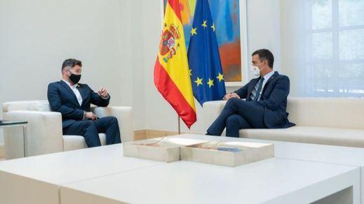 ERC acuerda con Sánchez activar la mesa de diálogo y no cierra la puerta a negociar unos Presupuestos sin Ciudadanos