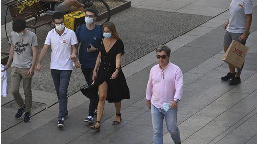 Se han detectado ya más casos de coronavirus en verano que durante la primera ola