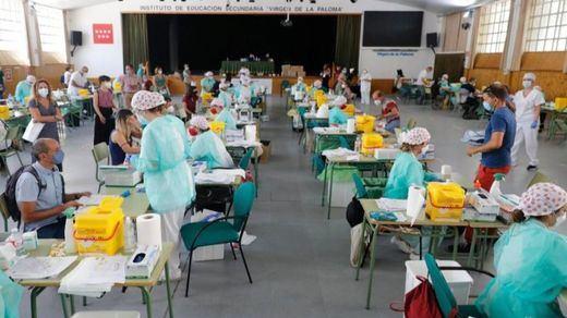 Entre 2.000 y 2.500 profesores han dado positivo en las pruebas serológicas de la Comunidad de Madrid