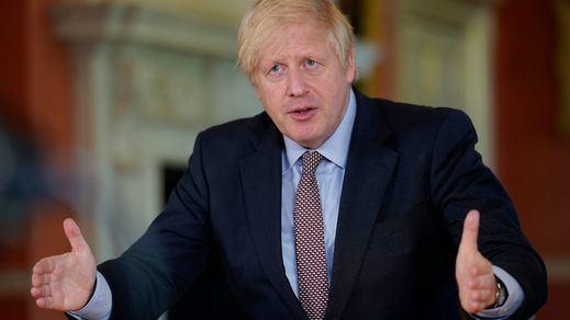 Boris Johnson presiona a la UE ante una nueva amenaza de un 'Brexit duro'