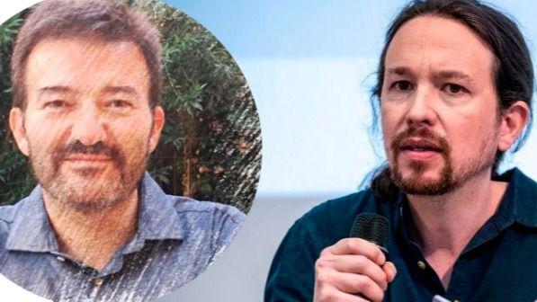 José Manuel Calvente y Pablo Iglesias
