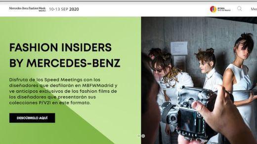 Ifema estrena la nueva plataforma digital de la Fashion Week Madrid