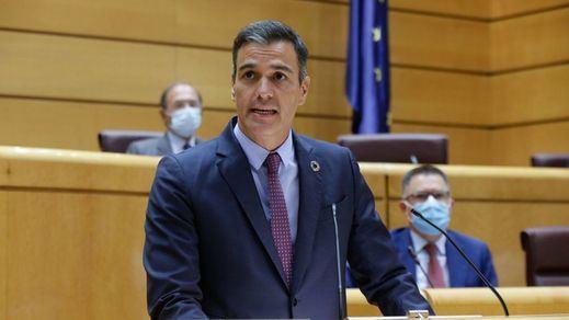 Sánchez abronca a Casado y reclama ante Iglesias unos Presupuestos