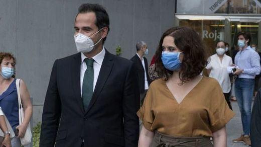 El PSOE abre la puerta a ceder la Comunidad de Madrid a Ciudadanos con una moción de censura a Ayuso