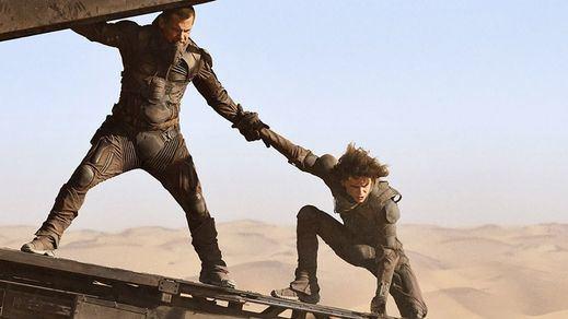 El remake de la mítica 'Dune' ya tiene tráiler y arrasa en redes