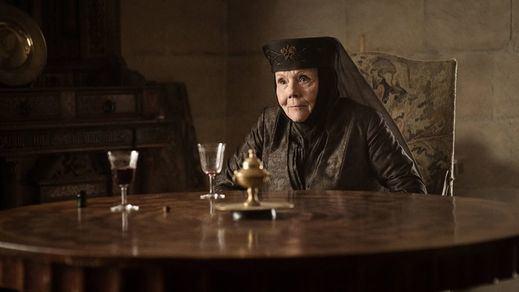 Fallece la actriz Diana Rigg, que encarnó a Olenna Tyrell en 'Juego de Tronos'