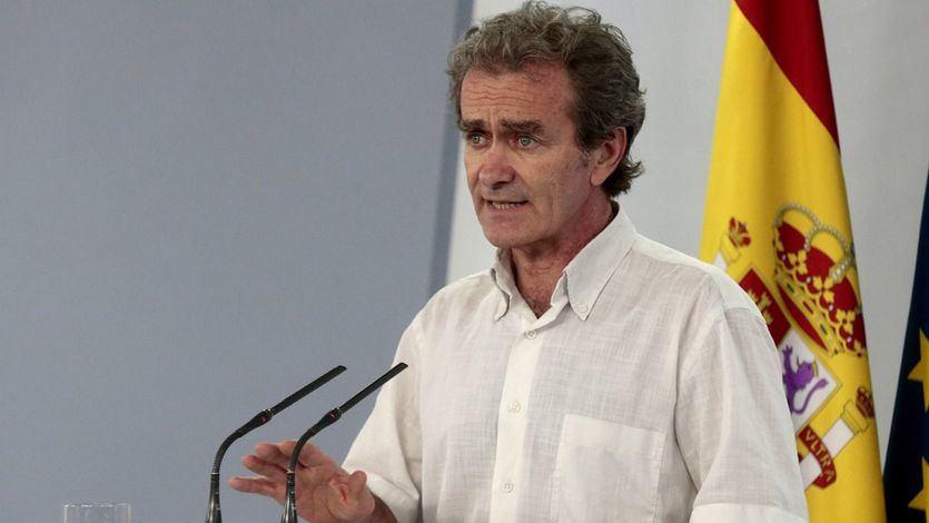 Simón afirma que los contagios se estabilizan o bajan en la mitad de las provincias