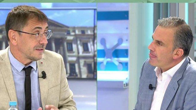 Juan Carlos Monedero y Ortega Smith