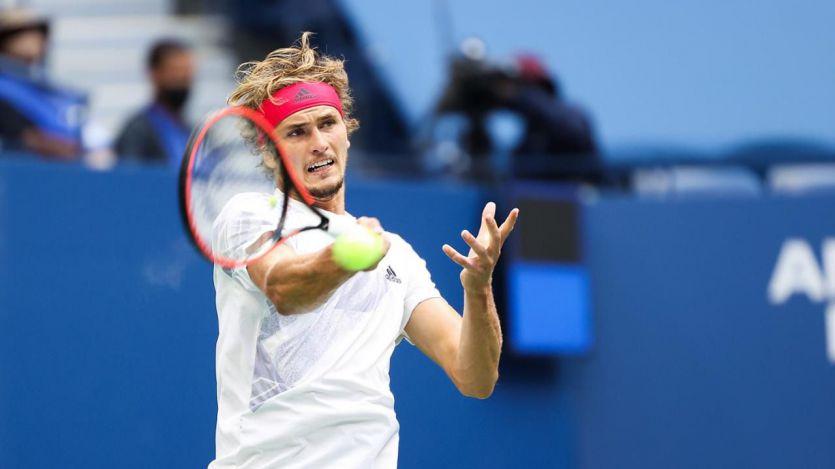 US Open: Carreño cae con honores en semifinales tras un duelo de 5 sets con Zverev