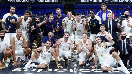 El Real Madrid se lleva el Clásico en la final de la Supercopa con un gran Campazzo (72-67)
