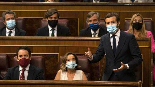 El PP 'contraataca' con una comisión de investigación sobre la gestión de la pandemia