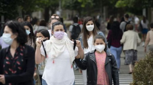 España suma 27.404 contagios y 101 fallecidos por coronavirus desde el viernes